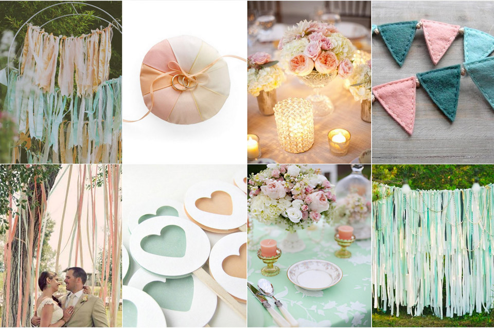 Wedding Design 2013 New Trends Colors Dcor Theme Italian Event