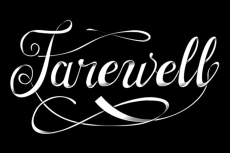 Let's talk about ... Farewell Party!