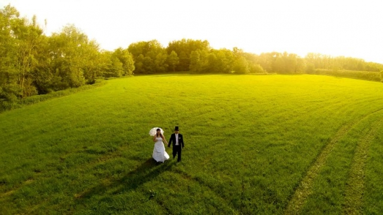 Drone Wedding Photography.Drone Camera In Wedding Photography Italian Event Planners