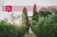 A gorgeous wedding in Tuscany published by 5starweddingdirectory!