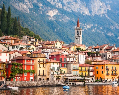 Catholic ceremony on Lake Como? Yes, you can!